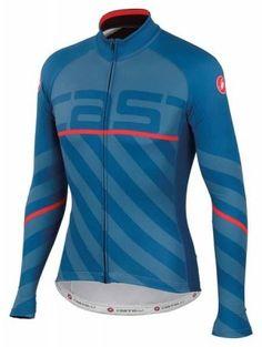 Castelli Vertigo Jersey Fz Moonlight Blue. Clothes man Jackets and sweaters, Bikeinn.com, buy, offers, bike.