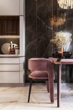 Apartment Interior Design, Bedroom Apartment, Modern Interior Design, Luxury Interior, Interior Ideas, India Home Decor, Dressing Room Design, Modern Room, Luxurious Bedrooms