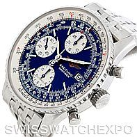 Breitling Navitimer II Automatic Steel Watch A13322    Since its launch in 1952, the Navitimer Chronograph quickly became the favorite watch among the pilots.