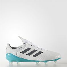 28eef859d82df Adidas Copa 17.1 Firm Ground Cleats (Clear Grey   Running White   Onix)  Adidas