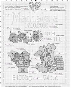 Punto croce disney impressionante 21 best alfabeto disney images on Baby Cross Stitch Patterns, Cute Cross Stitch, Cross Stitch Borders, Cross Stitch Alphabet, Cross Stitch Charts, Cross Stitch Designs, Cross Stitching, Cross Stitch Embroidery, Stitch Cartoon