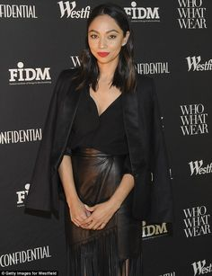 Chic: Celeb stylist Monica Rose has made quite the name for herself styling Hollywood's el...