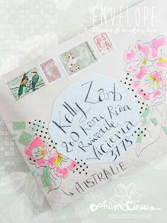 . snail mail .