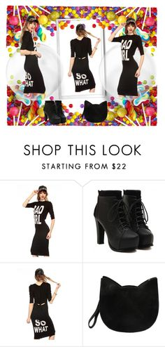"""""""Lucluc.com 5"""" by saramalesevic ❤ liked on Polyvore featuring Forever 21"""