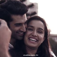 Bollywood Couples, Bollywood Actors, Bollywood Celebrities, Movie Couples, Couples Images, Ok Jaanu Movie, Romantic Dialogues, Cute Couples Photography, Roy Kapoor