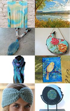 Moody Blues by Holly Bean on Etsy--Pinned with TreasuryPin.com