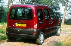Renault Kangoo Station Wagon, Thalia, Vans, Vehicles, Renault 5, Autos, Van, Cars, Vehicle