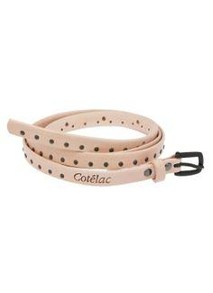 "CEINTURE ""COLORFULL"" €65,00 www.cotelac.fr"