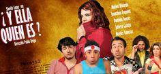 """#TEATRO """"¿Y ella quién es?"""" Dirigida por Pablo Drigo - Junio 2012"""