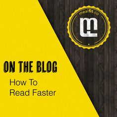 What if you could DOUBLE your speed while still understanding what you're reading? I've put together a few tips to get you reading more efficiently 🤓