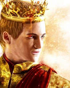 Game of Thrones - Joffrey Baratheon by p1xer.deviantart.com on @deviantART