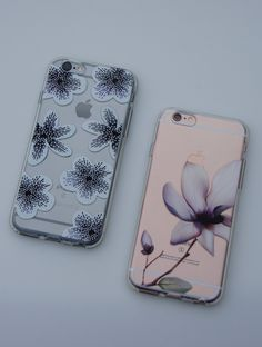 Seafolly & Iris Cases as part of the Floral Collection from Elemental Cases. Available for iPhone 6/6s & 6 Plus 6s Plus