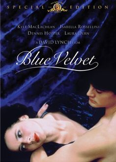 Like A Cat In A Bag: Blue Velvet (Terciopelo Azul)
