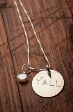 Oh Hey Y'all...This would be perfect for my friend @Kimberlee Storm Stewart :)