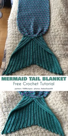 Mermaid Tale Blanket Free Crochet Pattern The mermaid tail blanket is a fun and rewarding project which will make your little girl's eyes shine like little beacons with joy. Crochet Mermaid Tail Pattern, Mermaid Tail Blanket Pattern, Crochet Mermaid Blanket, Crochet Blanket Kids, Kids Crochet, Mermaid Tale, Diy Mermaid Tail, Mermaid Mermaid, Vintage Mermaid