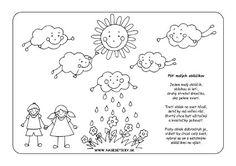 Oblaky - pracovný list a básnička pre deti Comics, Jar, Fictional Characters, Comic Book, Comic, Jars, Comic Books, Drinkware, Graphic Novels