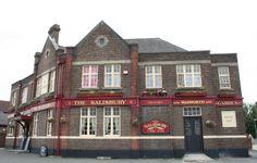 The Salisbury, Cosham. Now a convenience store. Portsmouth Pubs, Salisbury, Cities, Buildings, Convenience Store, Public, Lost, Houses, Mansions