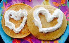 Lauren's Blog: Healthy Gluten Free Oatmeal and Almond Flour Pancakes