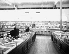 Inside the Kress five and dime