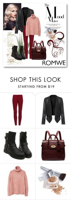 """""""Romwe 2"""" by aida-1999 ❤ liked on Polyvore featuring Mulberry, MANGO, Christian Dior, women's clothing, women's fashion, women, female, woman, misses and juniors"""