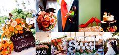 significado das cores no casamento