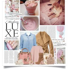 """If you want to be happy, be."" by kikusek on Polyvore"