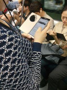 #Android LG G3 se deja ver en manos de un usuario a semanas de su lanzamiento. - http://droidnews.org/?p=7223