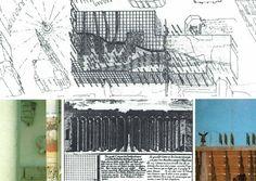 Arqueología del Futuro: 1979 Romërberg Pavilion [Adolfo Natalini] BIZARRE COLUMNS 45
