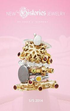 New Histories Jewelry SS14 LookBook