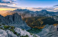 Photo Mountain Light Theater by Stefan Thaler on 500px