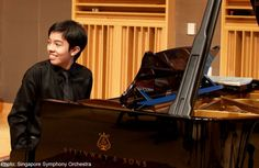 16 and a regular on global concert stage: Malaysian prodigy Tengku Irfan