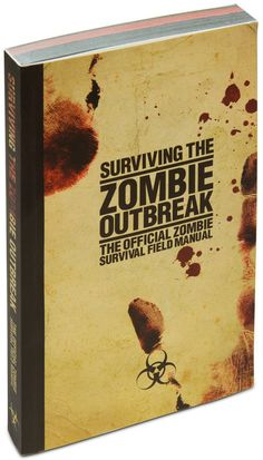 ThinkGeek :: Surviving the Zombie Outbreak