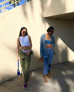 Likes, 92 Comments - Aleali (uh Fashion Killa, Look Fashion, 90s Fashion, Urban Fashion, Womens Fashion, Fashion Trends, Bff, Bestfriends, Mode Style