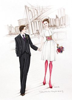 Tom and Nicoles Wedding