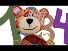 ▶ Canción infantil de los números - YouTube