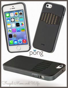Pong Rugged iPhone 5