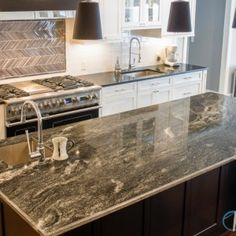 Luna pearl granite countertops – give your kitchen a ...