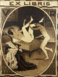 Картинки по запросу ex libris eroticis