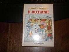CONTES ET LEGENDES D'Occitanie / Patrick CAZALS / NATHAN