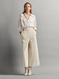 New In Women's Collection Mod Fashion, Fashion 2020, Womens Fashion, Fall Outfits, Casual Outfits, Fashion Outfits, Casual Chic, Hijab Mode Inspiration, Pants For Women
