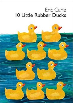 10 little rubber ducks overboard!  Get swept away on a high-seas voyage of discovery with 10 little rubber ducks as they float to every part of the world. They all find adventure, but one duck finds something very special!