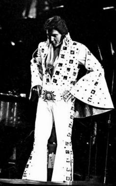 Elvis @ Madison Square Garden, July 11, 1972