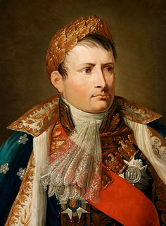 Napoleon I, First King of Italy and Master of Europe, by Andrea Appiani the Elder. Napoleon I, First King of Italy and Master of Europe, by Andrea Appiani the Elder. Priory Of Sion, Congress Of Vienna, King Of Italy, La Malmaison, Battle Of Waterloo, French History, French Empire, Oil Painting Reproductions, Napoleonic Wars
