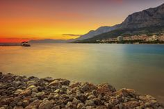 The 42 breathtaking photos of Croatia, from Zagreb to Dubrovnik, will make you start planning your Croatian vacation today. Makarska Croatia, Croatia Travel, Travel Europe, Tourism Development, Riviera Beach, Airline Tickets, Most Beautiful Beaches, Fishing Villages, Cheap Flights