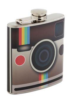 Insta-dram Flask | Mod Retro Vintage Kitchen | ModCloth.com