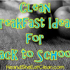 Clean Eat Education :: The Dirty Dozen ~ He and She Eat Clean