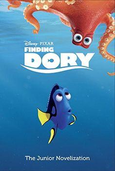 Finding Dory: The Junior Novelization (Disney/Pixar Finding Dory) @ niftywarehouse.com #NiftyWarehouse #Disney #DisneyMovies #Animated #Film #DisneyFilms #DisneyCartoons #Kids #Cartoons