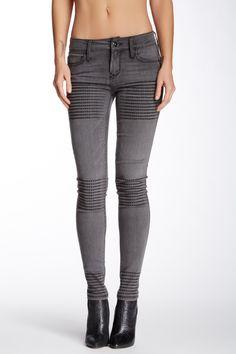 Jude Mid Rise Skinny Leg Jean by Black Orchid on @HauteLook