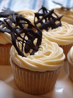 Banoffee Cupcakes.  If you don't know what Banoffee is, you MUST try it.  So yum.