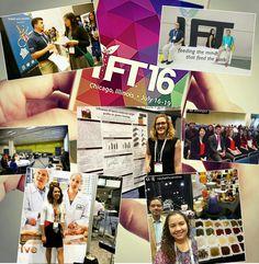 Algunas impresiones de las redes sociales sobre el #IFT16 en #Chicago